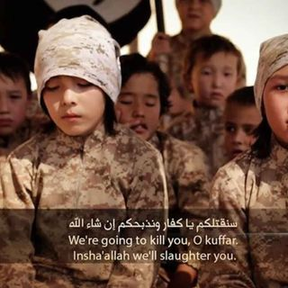 Cold War Radio - CWR#424 The Return Of Islam's Child-Soldiers