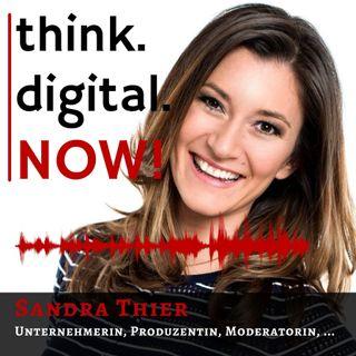 #024 Unternehmerin, TV-Produzentin, Moderatorin, ... - ein Interview mit Sandra Thier