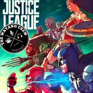 Episode 32 - Justice League REVIEW