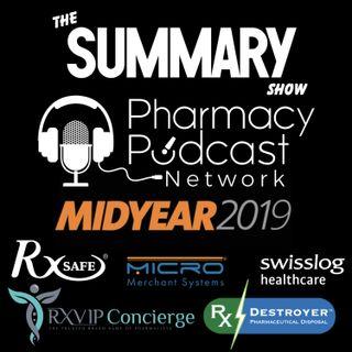 ASHP Midyear 2019 Summary - PPN Episode 903
