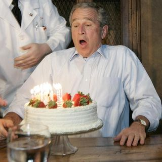 The bush birthday