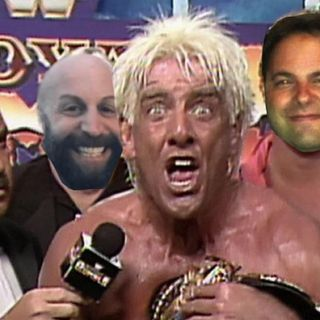 Ric Flair in the WWF