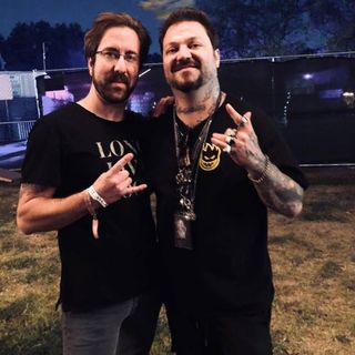 Rockcast at Aftershock 2018 Bonus - Bam Margera