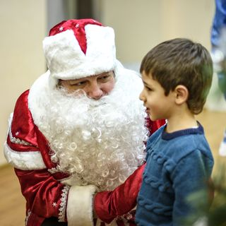 Families can track Santa thanks to Norad.