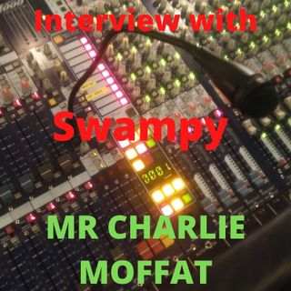 Interview with Charlie Moffat Swamp Born Assassin