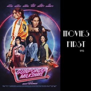Gunpowder Milkshake (Action, Adventure, Thriller) (review)