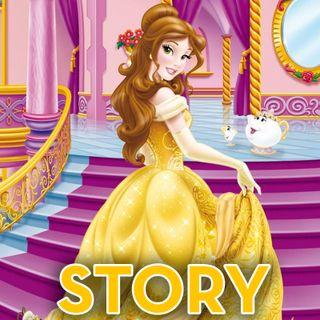 Belle - Bedtime Story (Princesses)