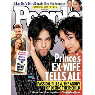Prince's Ex Mayte Garcia Promotes New Tell-All About Their Marriage. Let's Discuss.