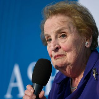 Madeleine Albright on Fighting Fascism