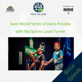 World Series Darts Finale | Preview | With Sky Sports Laura Turner