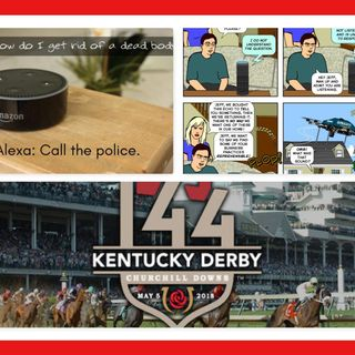 TOPICS: NBA/Kentucky Derby/Florida & MORE- LIVE #MustWatchRadio -Hr 1