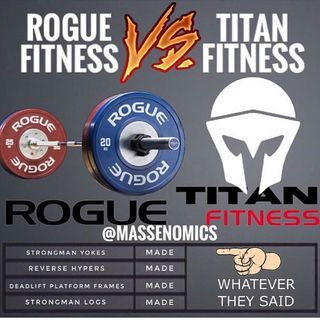 Episode 21: Rogue Fitness Vs. The World