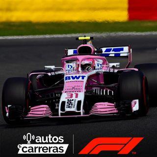 Race Point es el nuevo equipo de la Fórmula 1