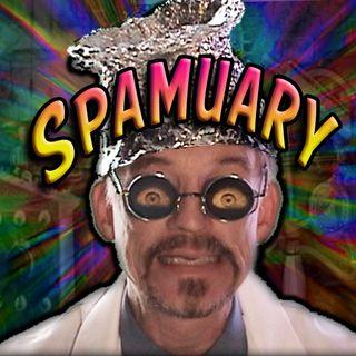 "Doctor I. M. Paranoid ""Spamuary"" 2020"