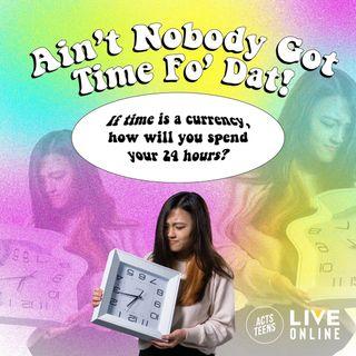 Ain't Nobody Got Time Fo' Dat! - Kanesh Fisherman