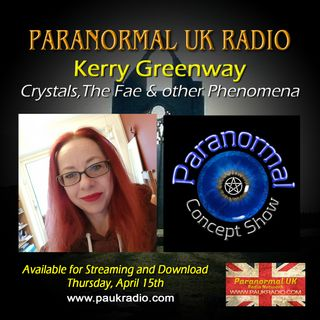PAUK - Kerry Greenway - 041621