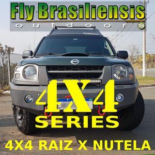 4X4 Raiz X Nutella