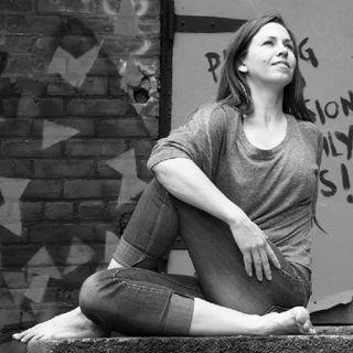 "Episode 57 ""Kayla Cassivi"" Yoga Teacher, Iridologist, Fruit Centric Healer"