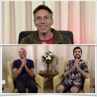 """The Forgiven World"" Online Retreat: Opening Session with Ken, Andy, and Greg"