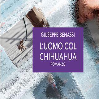 "Giuseppe Benassi ""L'uomo col chihuahua"""