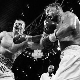 Inside Boxing: Special Guest John Raspanti Talks about his book Intimate Warfare