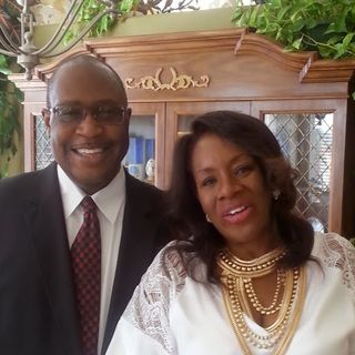 PASTOR  WALTER & WILMA STAMPS