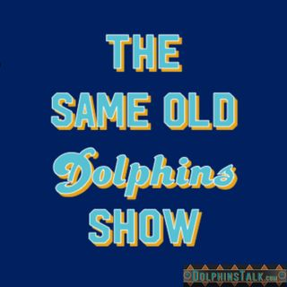The Same Old Dolphins Show: The Brain's Buffalo Preview
