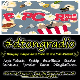 #NewMusicFriday on #dtongradio - Powered by Popcorn Quiz Movie Trivia Game