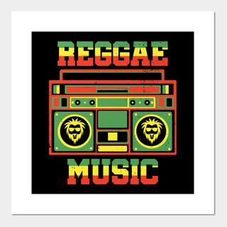 Radio Lp Five Reggae Music