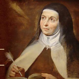Santa Teresa de Ávila, virgen, fundadora y doctora de la Iglesia