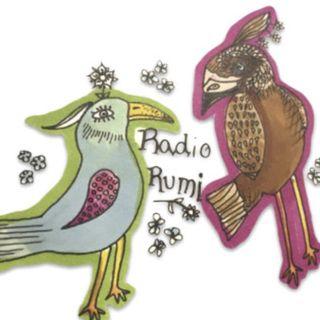 Radio Rumi Program 44: Be Faster than a Sparrow!