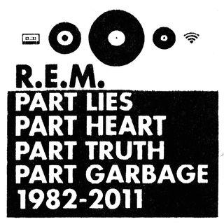 ESPECIAL REM PART LIES PART HEART PART TRUTH PART GARBAGE 1982 2011 CD II #REM #stayhome #mentalhealth #uploadtv #tigerking #twd #killingeve