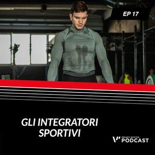 Invictus podcast ep. 17 - Edoardo Tacconi - Gli integratori sportivi