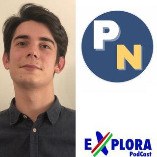 Chiacchiere: Ep.30 con Mattia Castelli di Prosperous Network, Il PD e le dimissioni di Zingaretti