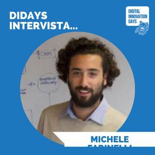 DIDAYS Incontra Michele Farinelli, Head of Charity @WISHRAISER