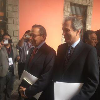 AMLO y CCE acuerdan mesa de conciliación por gasoducto
