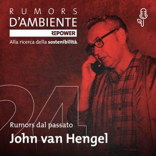 John van Hengel – La prima food bank