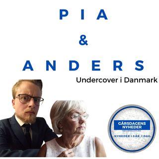 'Pia & Anders - Undercover i Danmark' Afsnit 1