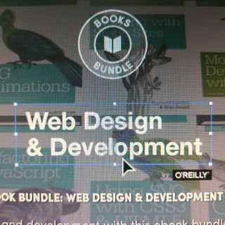 Humble Book Bundle: Web Design & Development By O'Reilly