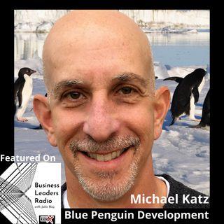 Michael Katz, Blue Penguin Development