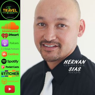 Hernan Sias | one half of the Business Bros podcast sharing his experiences