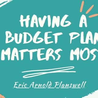 Planswell - Budget Plan Matters Most