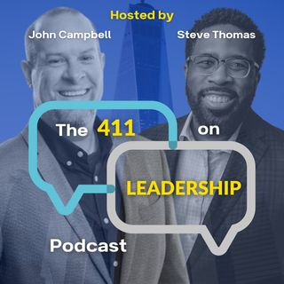 Six Month Podcast Anniversary - Leaders Inspiring Leaders