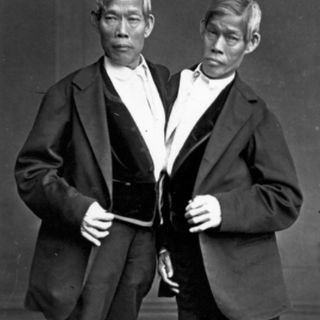 231 - The Siamese Twins - Chang and Eng