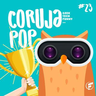 Coruja POP #23 Competições na área de exatas!