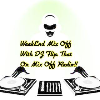 WeekEnd Mix Off 1/22/21 (Live DJ Mix)