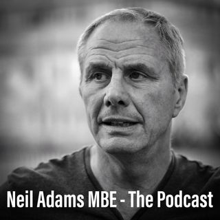 Neil Adams MBE - The Podcast.
