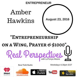 Entrepreneurship on a wing, prayer, and $1000