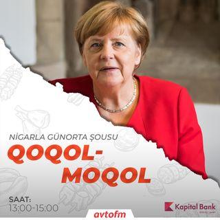 Angela Merkel-in ən sevdiyi yeməklər | Qoqol-moqol #44
