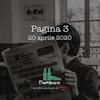 Pagina 3 - 20 aprile 2020